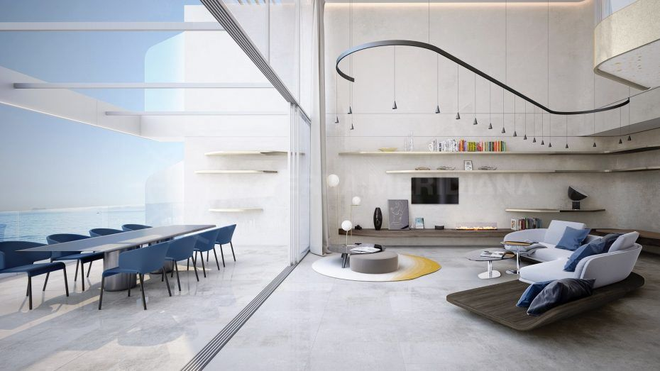 Pininfarina Estepona Living Room concept
