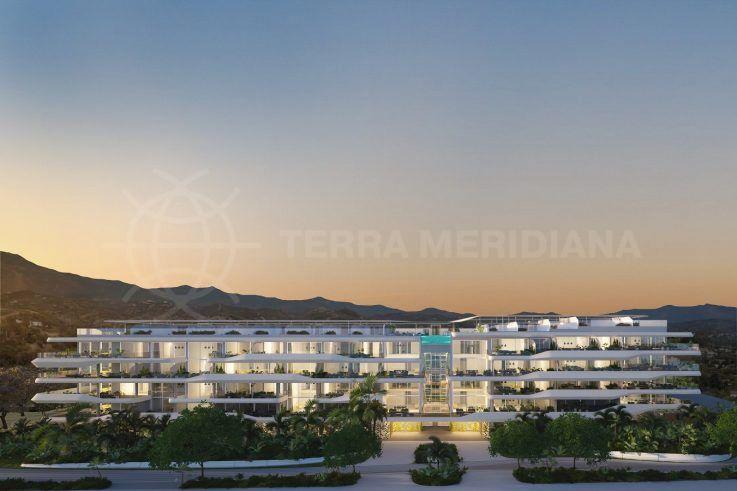 Nuevas viviendas de diseño próximamente en la playa de Estepona – Liora Estepona by Pininfarina