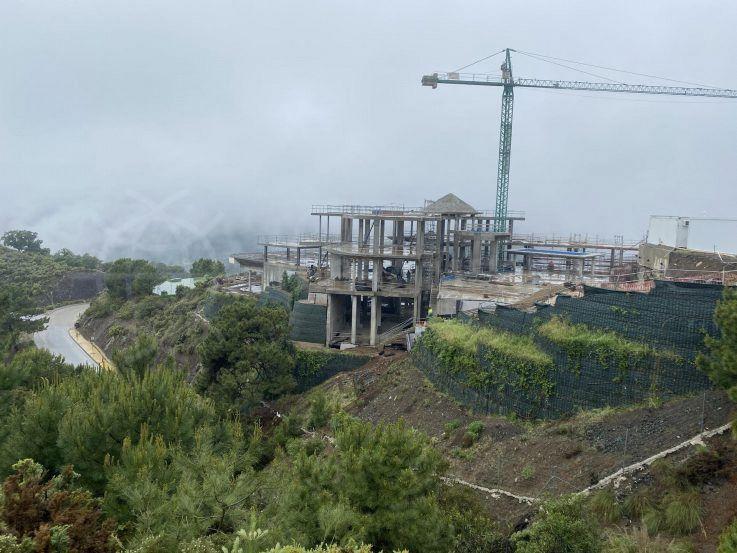 Fase 3 – La estructura empieza a tomar forma