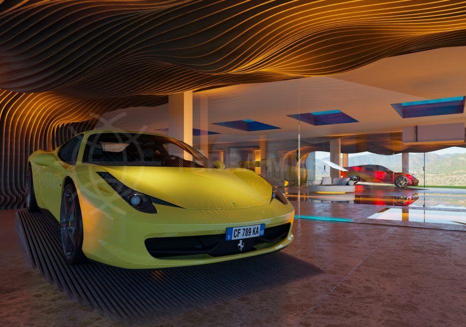 Villa Agata Garage